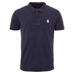 Polo B Navy Blue