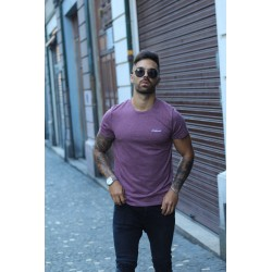Tshirt Triblend Bordeaux